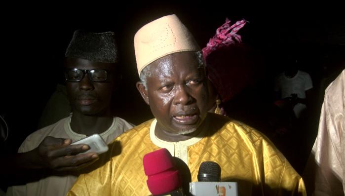 POLITIQUE - L'ancien Pcr de Touba-Mboul plaide pour la réélection du Président Sall