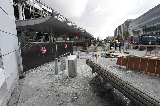 Brussels Airport s'apprête à rendre hommage aux victimes des attentats du 22 mars