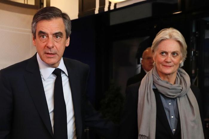FRANCE : L'enquête Fillon élargie à des faits de « faux et usage de faux » et d'« escroquerie aggravée »