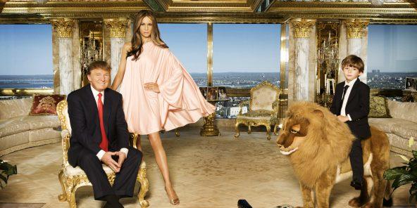 ETATS-UNIS : L'argent a toujours été roi à la Maison Blanche, mais jamais autant qu'avec Donald Trump