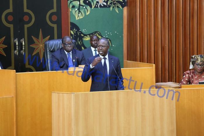Accusation de recul démocratique : « Que vaut la démocratie, s'il n'y a pas de loi » Mouhamed Dionne