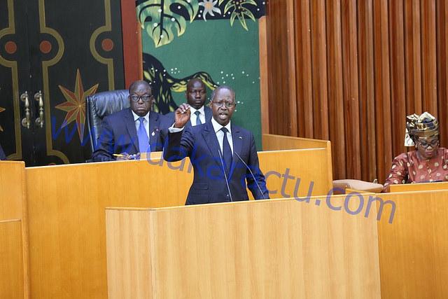 RENCONTRE AVEC LES DÉPUTÉS : L'APR adresse ses félicitations au Premier Ministre et son Gouvernement