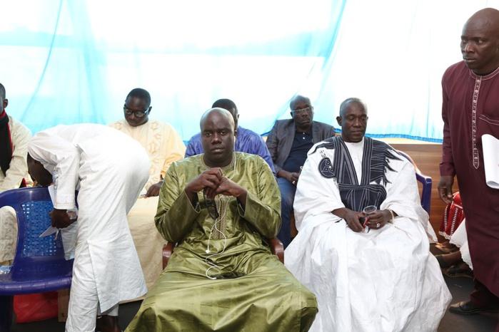 LES IMAGES DE LA 2ème RÉUNION DE LA 12ème ÉDITION DES JOURNÉES CULTURELLES DE SERIGNE BARA MBACKÉ