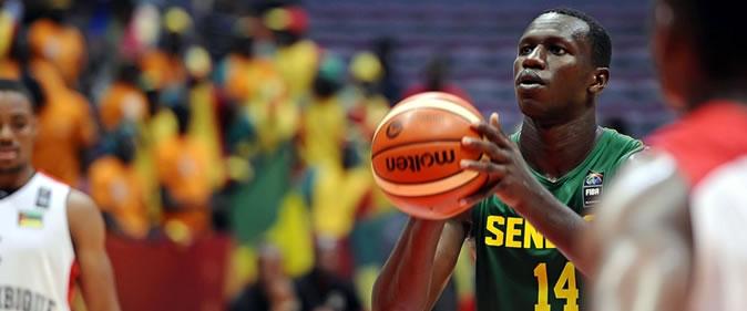 Gorgui Sy Dieng : « Je suis très fier de mes coéquipiers qui ont su relever le défi de rallier Brazzaville »