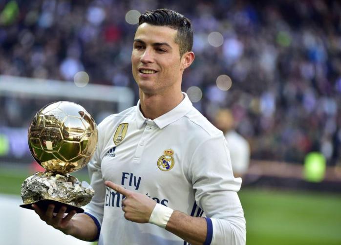 Cristiano Ronaldo est le footballeur le mieux payé
