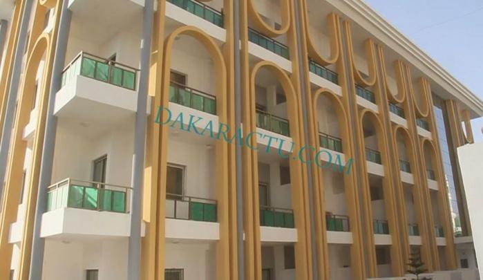 TOUBA - Deux bâtiments réceptionnés  à Keur Serigne Touba