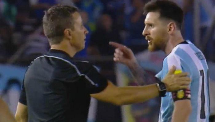 Messi, des insultes qui pourraient coûter cher