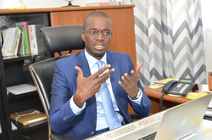 Mamadou KASSE, DG de la SN HLM choisi comme parrain de la semaine régionale de la jeunesse de Tambacounda