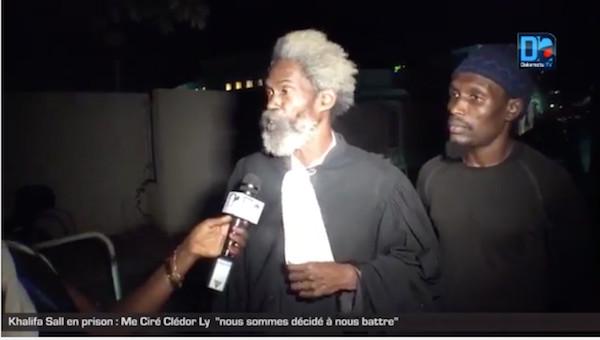 Liberté provisoire pour Bamba Fall — Derniere minute