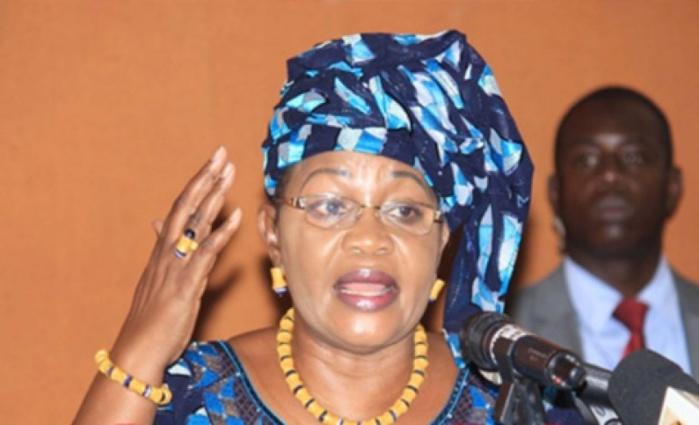 Exclusion au PDS : Aïda Mbodj annonce être la prochaine sur la liste et entend poursuivre Woré Sarr devant les tribunaux