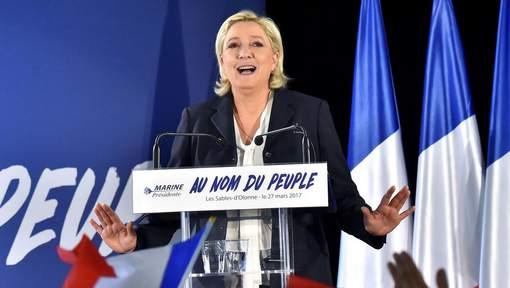 Voilà pourquoi Marine Le Pen pourrait devenir présidente