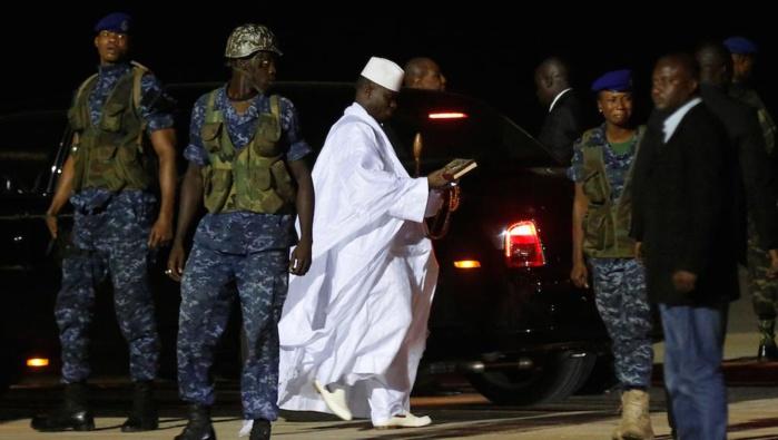GAMBIE : création d'une association pour les victimes du régime Jammeh