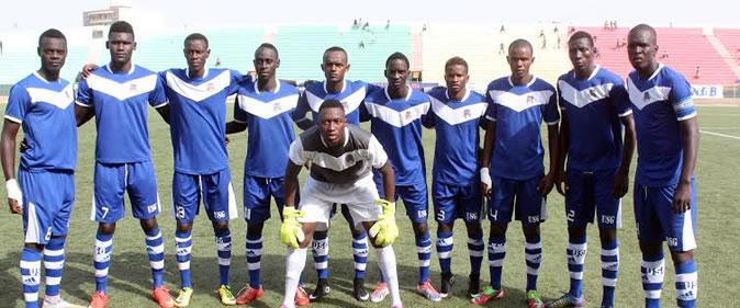 Tournoi UFOA: L'US Gorée bat le Barrack Y. Controllers et se qualifie en finale (Tb 5-4)