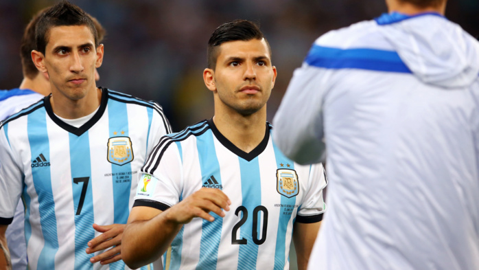 Argentine : Di Maria et Agüero ne sont plus les bienvenus