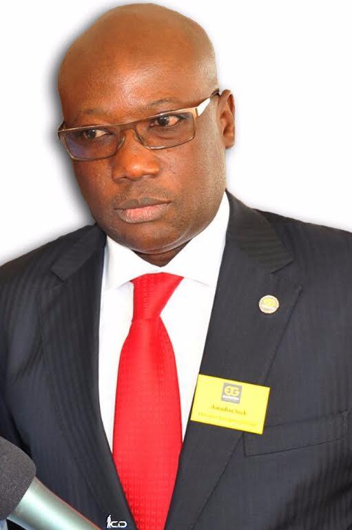 Amadou SECK, patron de la filiale Ouest Africaine d'EUROGERM.  Ces Sénégalais dont l'action et la réputation dépassent nos frontières.
