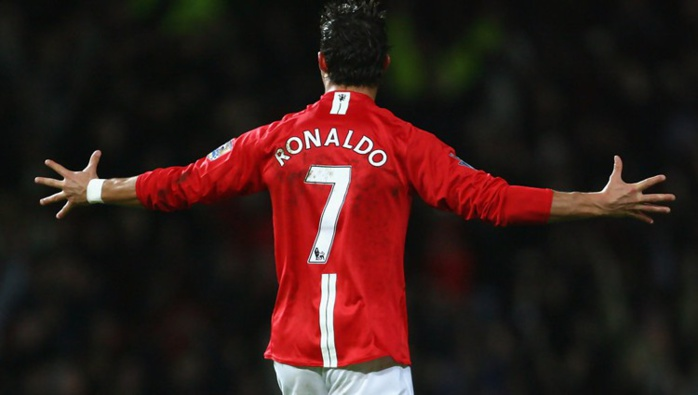 Pourquoi Ronaldo porte le n°7