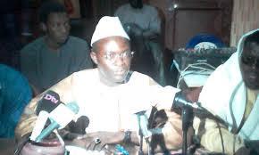 """SERIGNE MODOU MBACKÉ BARA DOLLY : « Ce que Cheikh Kanté fait à Touba sabote la réélection du Président Sall """""""