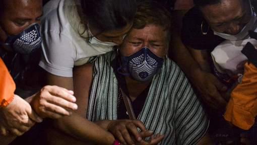 La tragédie continue à Mocoa, bilan d'au moins 290 morts
