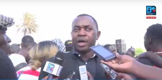 MAMADOU LAMINE DIANTÉ À LA MARCHE : « Ce régime a fait du non-respect de ses engagements, son sport favori »