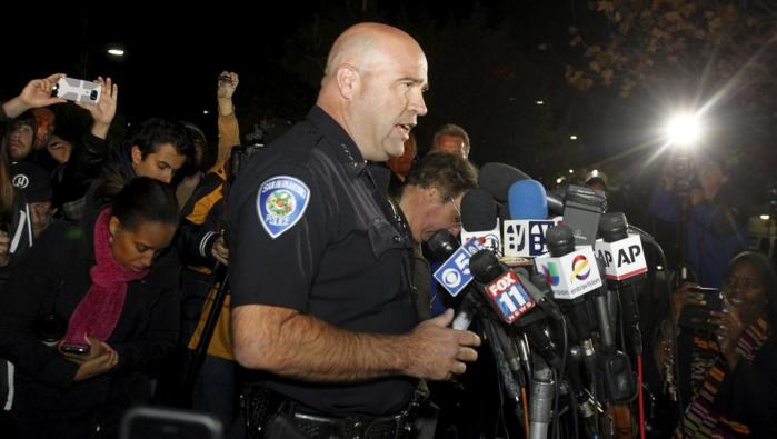 ETATS-UNIS : coups de feu dans une école de San Bernardino, des victimes