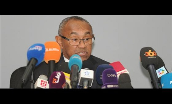 CAF : l'attribution des CAN 2019, 2021 et 2023 remise en cause