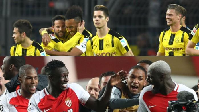 Ligue des champions : Dortmund – Monaco, duel de jumeaux pour une demie