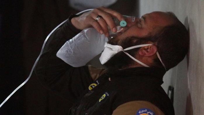 Du gaz sarin a bien été utilisé lors de l'attaque chimique en Syrie