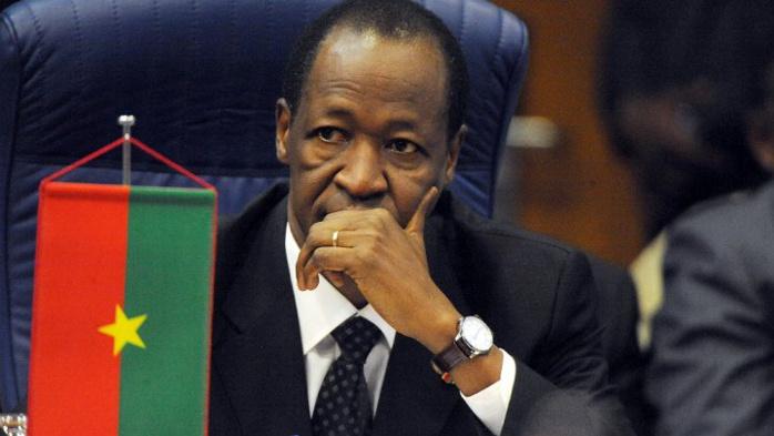 BURKINA FASO : Blaise Compaoré et son gouvernement jugés à partir du 27 avril