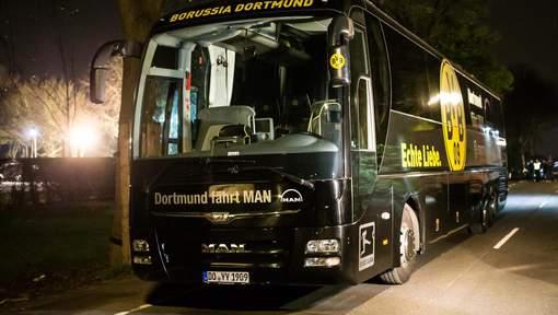 Ce que l'on sait des explosions qui visaient le bus de Dortmund