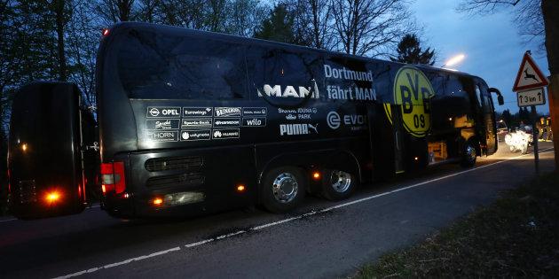 """L'attaque à Dortmund avait une motivation """"terroriste"""", un suspect """"islamiste"""" interpellé"""