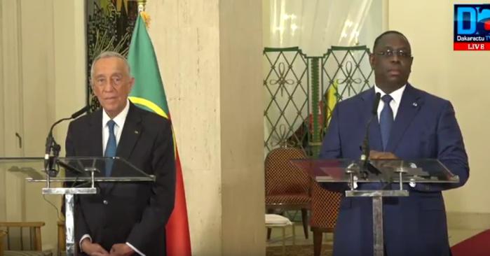 Macky Sall élargit sa coopération avec le Portugal