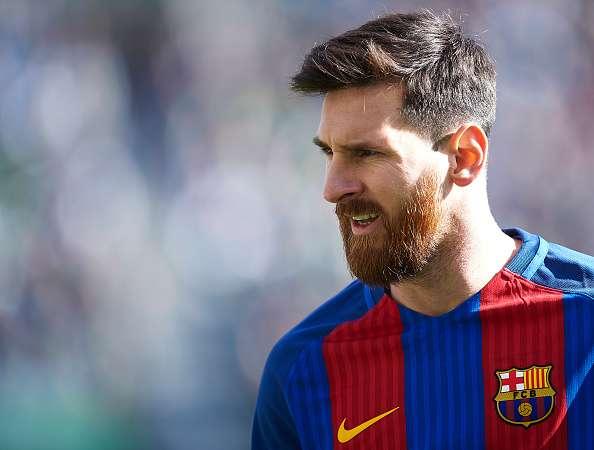 Le coup de colère de Messi