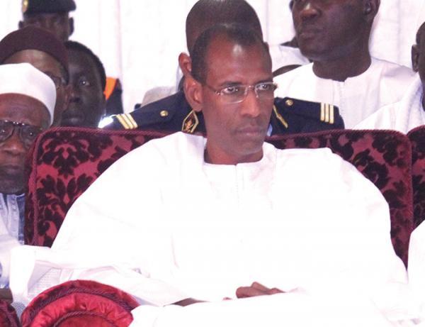MÉDINA GOUNASS : Le ministre de l'Intérieur s'entretient avec le Khalife
