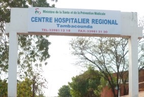 Incendie du Daaka : L'hôpital de Tambacounda a reçu 08 corps non identifiés et 31 blessés