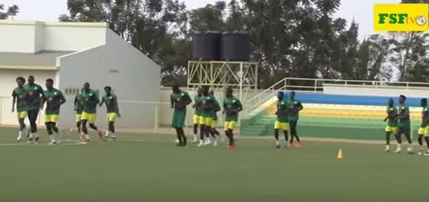 CAN-2019 / Match amical du 6 juin 2017 : L'Ouganda au menu des Lions