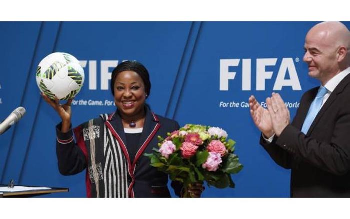 New African Woman Awards 2017: le Trophée Femme africaine dans le sport attribué à Fatma Samoura