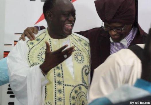 Cérémonie de dédicace du livre de Pape Ngagne Ndiaye : Me El Hadj Diouf et Kara soldent leurs comptes en public