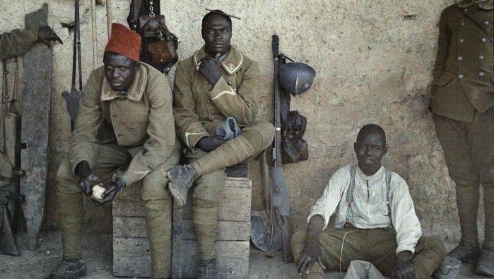 Centenaire du Chemin des Dames : le sacrifice des tirailleurs sénégalais