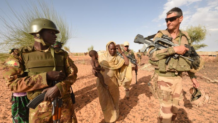 MALI : la force Barkhane indique avoir tué deux terroristes durant une opération