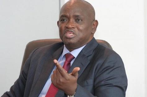 RÉPONSE : C'est triste pour Latif Coulibaly et pour son camp, ils ont peur.