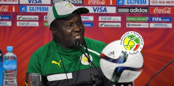 Joseph Koto, coach des U20 : « la sélection est ouverte a tous »
