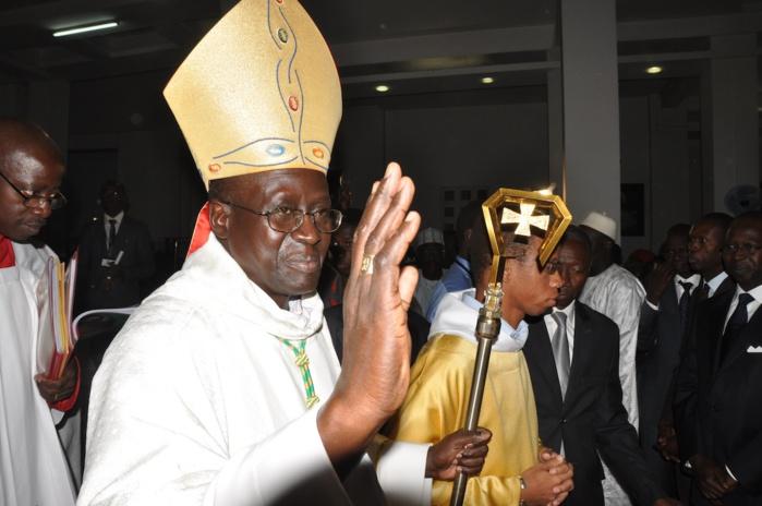 INCENDIE DU DAAKA DE MÉDINA GOUNASS : Les condoléances de l'église à la communauté musulmane