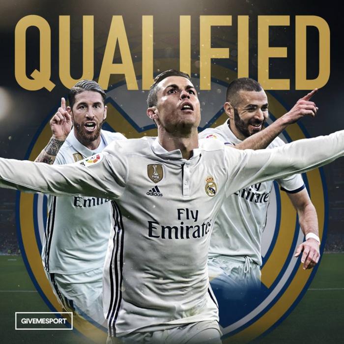 Ligue des champions : Cristiano Ronaldo envoie le Real en demi-finales !