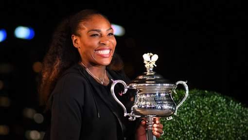 Serena Williams annonce qu'elle est enceinte