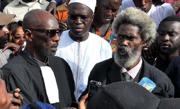 INCARCÉRATION DU MAIRE DE DAKAR : Les avocats de Khalifa Sall devant Macky Sall