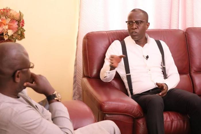 Sen Jotaay, demain soir, sur la SenTv : Yakham Mbaye «réapparait» face à Ahmed Aïdara