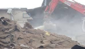 Démolition de maisons à Tivaouane Peulh : Des dizaines de familles surprises par les bulldozers
