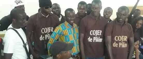 LÉGISLATIVES 2017 - La Cojer de Pikine s'engage à faire le plein.