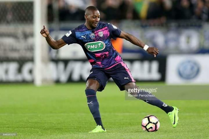 But de Younousse Sankharé : Bordeaux 2-0 Bastia