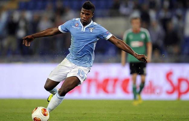 Triplé de Diao Baldé Keita en 5 minutes avec la Lazio (vidéo)